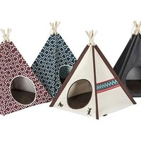 Pet Teepee- P.L.A.Y- at Baysidebuddy.com