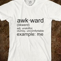 Awkward - Happy Friday