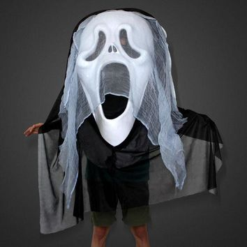VLX2WL Halloween Terrible Decoration Face Mask [9033558919]
