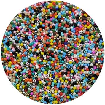 3mm Czech Spacer Beads (QTY 180)