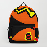 Citrouille 02 Backpack by Zia