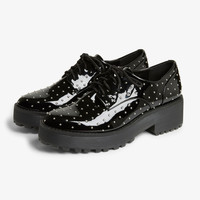 Monki | Shoes | Flatform oxford shoes