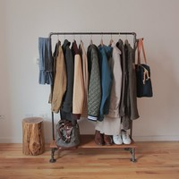 Handmade Coat Rack