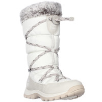 Timberland Over The Chill  Knee High Winter Boots - White