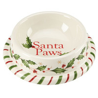 Lenox Holiday Small Pet Bowl