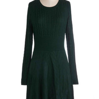 Keeping Cozy Dress | Mod Retro Vintage Dresses | ModCloth.com