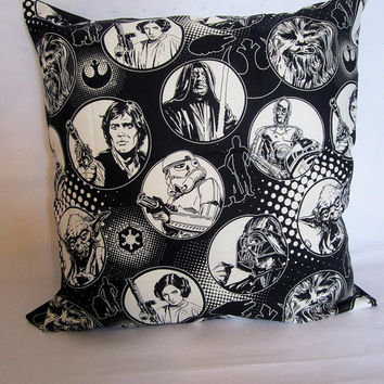 Star Wars character large cushion