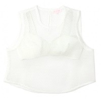 Mesh Superpower Top - #Sporty