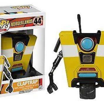 Funko Pop Games: Borderlands - Clap Trap Vinyl Figure