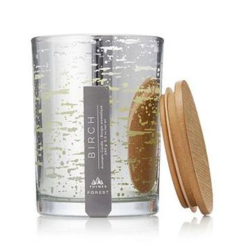 Thymes Forest Collection Poured Candle