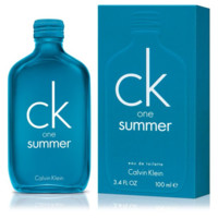 CK One Summer 2018 by Calvin Klein for men and women