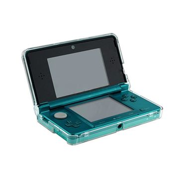 New Crystal Clear Hard Skin Case Cover for Nintendo 3DS