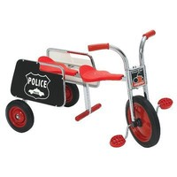 Angeles SilverRider Toddler Kids Children Police Trike