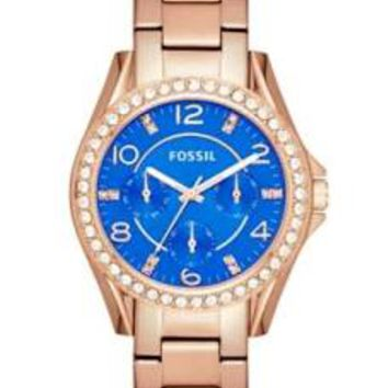 Fossil Riley Ladies Quartz Watch ES3569