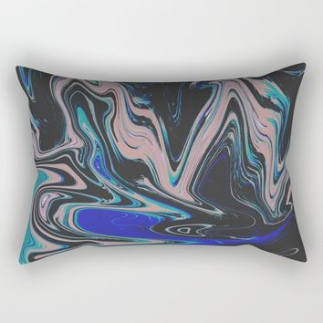 Lonely Boy Rectangular Pillow by duckyb