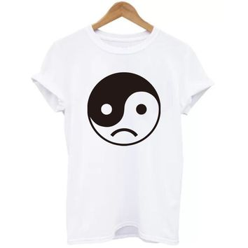 HAPPY SAD TSHIRT