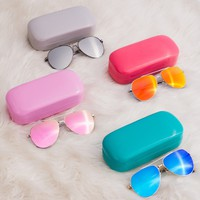 In Living Colors Sunglasses Case