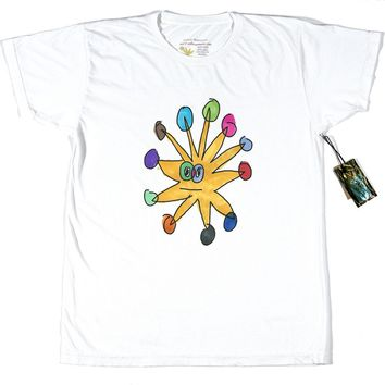 STARBOT GRAPHIC TEE - LOOSE FIT