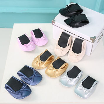 After Party Womens Foldable Ballet Flats Portable Travel Fold up Shoes Prom Ballerinas Flats Roll-Up Wedding Shopping Flat Shoe