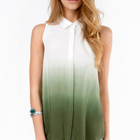 Foggy Ombrella Tank Top $26