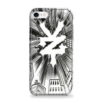ZOO YORK URBAN WHITE iPhone 6 Plus | iPhone 6S Plus Case
