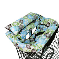 BUGGY BAGG Shopping Cart Cover - Shopping Cart Seat Covers at MyPreciousKid.com