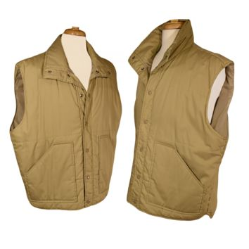 Mens Vest- Fishing, Camping, Outdoors, Activewear, Waterproof, Recreation, Utility, Sport- XL