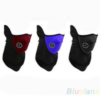 NEW Ski Snowboard Motorcycle Bicycle Winter Sport Face Mask Neck Warmer Warm = 1645888836