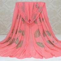 Women fall 2015 new fashion,paillette scarf,embroidery shawls,from india,sequins soft scarves,cotton scarf,Muslim hijab,desigual