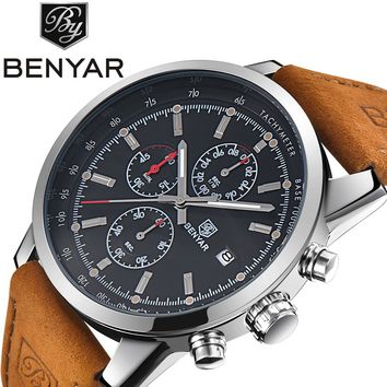 Men Watch Top Brand:Chronograph