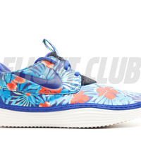 "solarsoft moccasin sp ""floral pack"" - oly royal/old royal-crstyl mnt - Other Running - Nike Running - Nike 