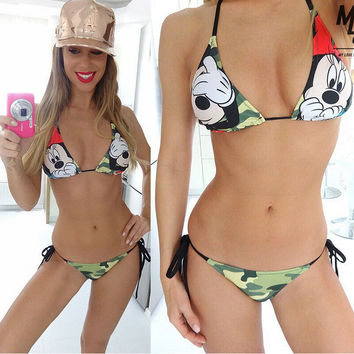 Sexy Summer New Arrival Beach Swimsuit Hot Swimwear Mouse Bikini [9883574986]