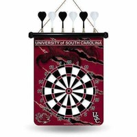 South Carolina Gamecocks NCAA Magnetic Dart Board