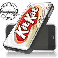 Kitkat Choclate iPhone 4 5 5c 6 Plus Case, Samsung Galaxy S3 S4 S5 Note 3 4 Case, iPod 4 5 Case, HtC One M7 M8 and Nexus Case