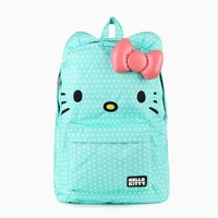 Hello Kitty 3D Backpack: Mint Dot