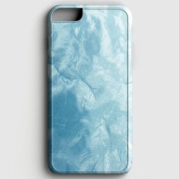 Water Ripple Blue iPhone 8 Case