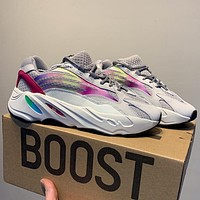 Adidas Yeezy Boost 700 Coconut 3M Reflector Running shoes