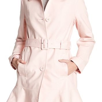 kate spade new york | Tulip Hem Trench Coat | Nordstrom Rack