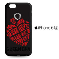 Greenday Wake Me Up When September End B0120 iPhone 6S Case