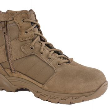 """Smith & Wesson Breach 2.0 6"""" Side-Zip Boots"""