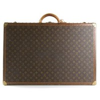 Louis Vuitton Vintage Monogram 'alzer 70' Suitcase - Bella Bag - Farfetch.com