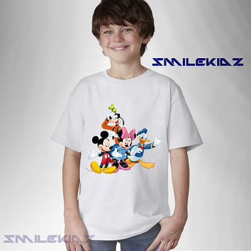 Disney Characters tshirt, Disney Characters t shirt, Disney Characters Birthday tshirt,  Youth Tshirt, Kids Clothing, Toottoothless shirt