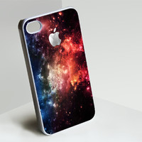 Space Galaxy Apple- Customized iPhone 4/4S & iphone 5