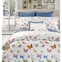 Farfalle Butterfly Bedding by Dea Linens