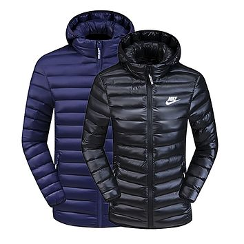 Trendsetter NIKE Women Men Lover Cardigan Jacket Coat