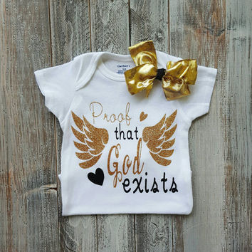 Baby girl clothes, baby girl Onesuits, Onesuit,newborn Onesuit, infant Onesuits, god Onesuits, religious Onesuits, cute Onesuits, baby Onesuits