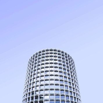 Urban Architecture - Tottenham Court Road, London, United Kingdom 2a - Art Print