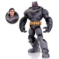 DC Designer Action Figure Series 02 By Greg Capullo - Thrasher Armor Batman - DC Comics Designer Action Figures