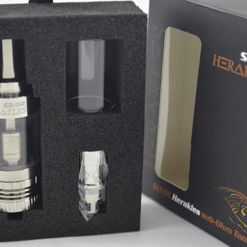HERAKLES SUB OHM TANK BY SENSE TECH