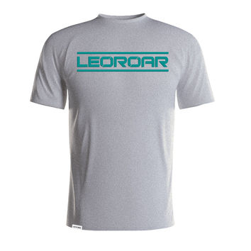 Leoroar Cloudy Gray T-Shirt